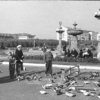 Хабаровск 1950-ых. :: Олег Афанасьевич Сергеев