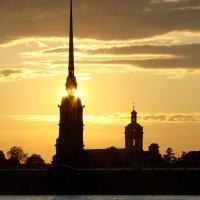 Солнце и крепость :: Владимир Гилясев