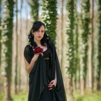 Весенняя печаль... :: AleksandraN Naumova