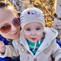 мама с малышкой :: Юлия Стельмах