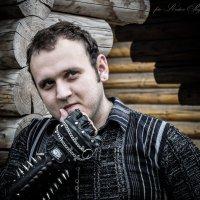 Портрет :: Родион Плугатаренко