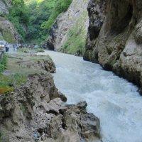 Река Чегем. :: Нина