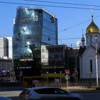 Часовня во имя Святителя и Чудотворца Николая (Новосибирск) :: Sergey Kuznetcov