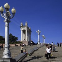 волгоградская лестница :: Лидия кутузова