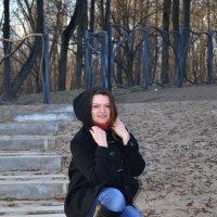 Прогулка в парке :: Marina Fedosenko