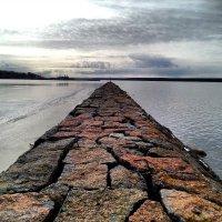 Вода и камни :: Наталья Левина