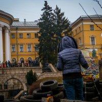 Хроники смутного времени. :: Olesia Kasabova