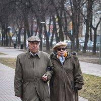 на прогулке :: Василий Либко