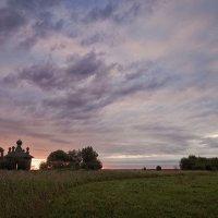 Уж небо осенью дышало... © :: Александр Никитинский
