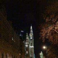 Ночная Вена :: Александр Тверской