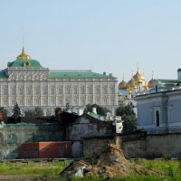 На задворках Кремля :: Александр Яковлев
