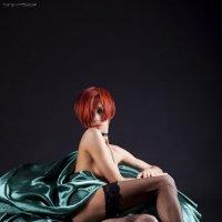 Модель: Лариса :: Лилия Лекомцева