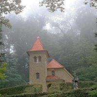Уходящий туман :: Юрий Савинский
