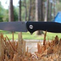 Нож f3 от мастерской братьев Широгоровых :: Евгений Денисов
