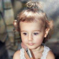 Такая девочка :: Anna Lipatova