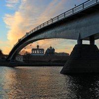 Запад гаснет в дали... :: Евгений Никифоров