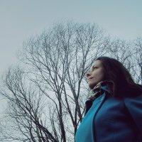 Небо :: Анастасия Долинская