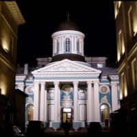 Армянская церковь на Невском :: vadim