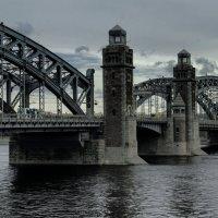 мост Петра Великого :: ник. петрович земцов