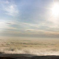 Над облоками :: Захар Лысенко