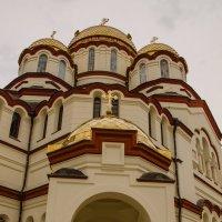 Абхазия. Ново-Афонский действующий мужской монастырь :: Сергей Карелин