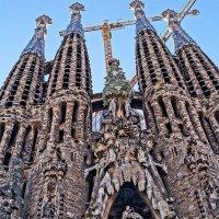Sagrada Familia :: Alex