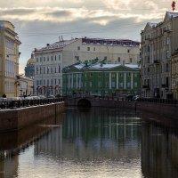 Вид на Зимнюю канавку :: Татьяна Тарасова