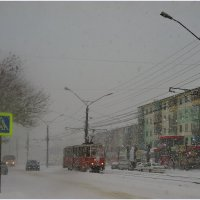 ,,а снег идет,а снег идет..,, :: Владимир Михайлович Дадочкин