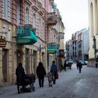 Вслед по улочкам :: Valentina Zaytseva