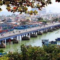 Мост Чан Фу в Нячанге :: Рустам Илалов