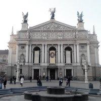Львовский оперный театр :: Руслан Грицунь