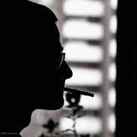 Сигарета :: Дмитрий