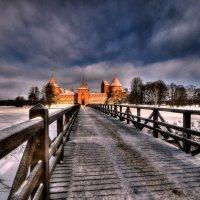 Тракайский замок :: Ромус Рамстрем