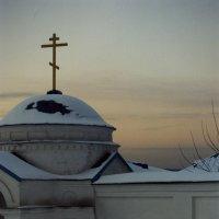 Стены Черноостровского монастыря :: anna borisova