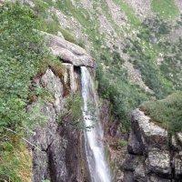 Водопад Грация :: Сергей Карцев