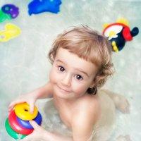 Водные процедуры :: Anna Lipatova