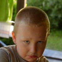 Это моя морковка :: Евгений