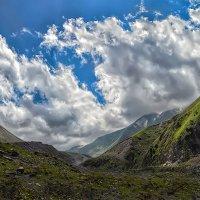 В горах седое небо :: Luis-Ogonek *
