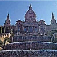 Музей национального искусства Каталонии. :: Alex