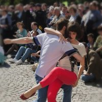Танцы на улицах 34 :: Цветков Виктор Васильевич