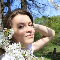 Девушка-Весна :: Руслан Грицунь