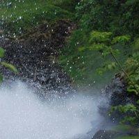 водопад :: Елена Познокос