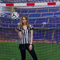 Вращение футбольного мяча :: Яков Реймер