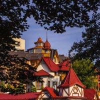 Сказочный городок :: Владимир Голушко