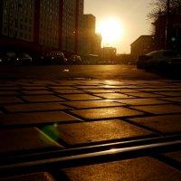 Москва закат :: Стас Бабкин