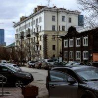 Улочки Новосибирска :: Sergey Kuznetcov