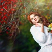Красный цвет осени :: Юлия Вяткина