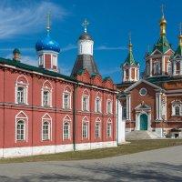 Брусенский монастырь. Коломна. :: Igor Yakovlev
