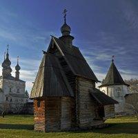 Юрьев. Монастырь :: Дмитрий Близнюченко