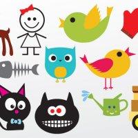 Векторные иллюстрации :: xxlstockphoto.com собственный магазин
